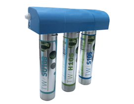 "TW-EV-3 Trip Filter Head For Ever Filter With Cover 3/8""(White/Blue/Lightblue/Lightgreen)"