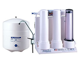 5 Stage CE Standard Reverse Osmosis Water System With EZ Fittings
