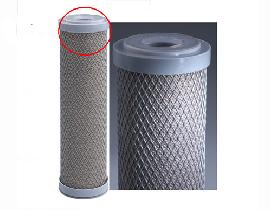 Nano Silver Activated Carbon Filter Cartridge Filters Ro